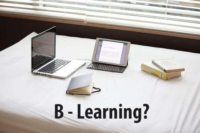Alles, was Sie über B-Learning wissen müssen. Definition und Beispiele.