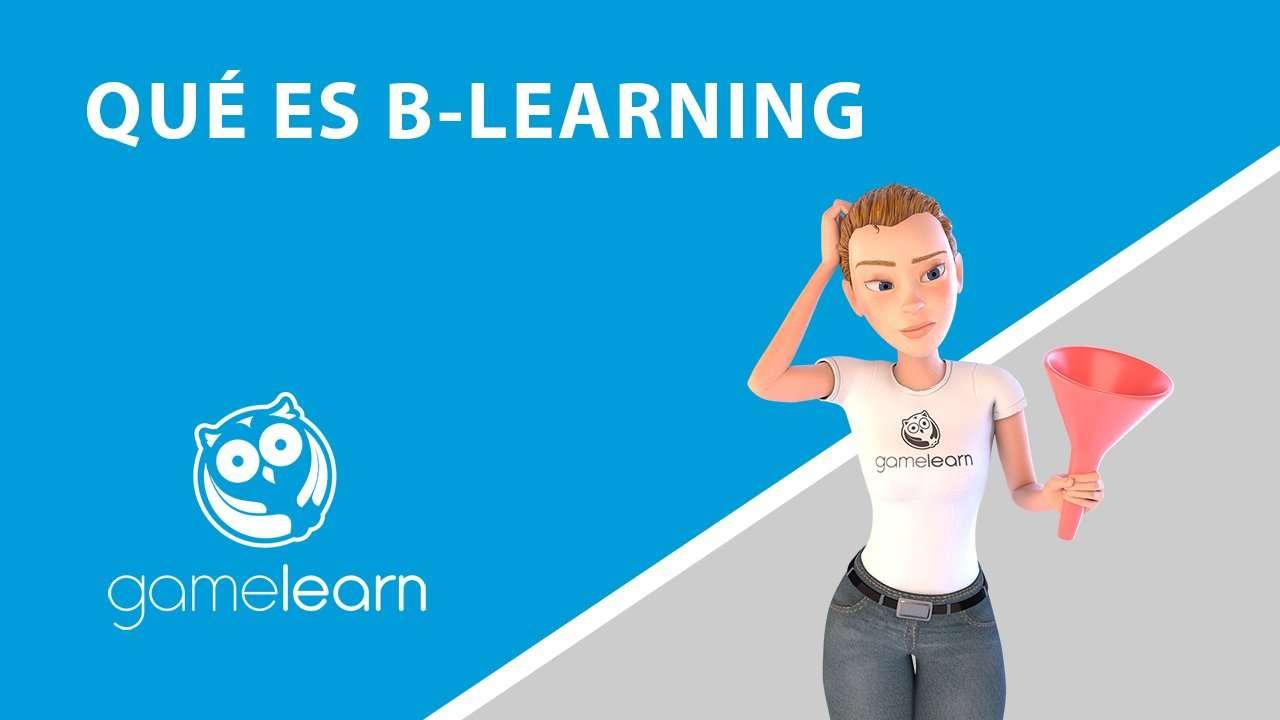 Todo lo que necesitas saber sobre el b-learning. Definición y ejemplos