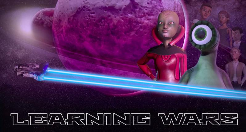 Le game-based learning et la formation en ligne traditionnelle s'affrontent lors de l'événement gamifié Learning Wars 2021