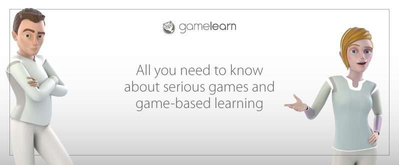 Eight examples that explain all you need to know about serious games and game-based learning