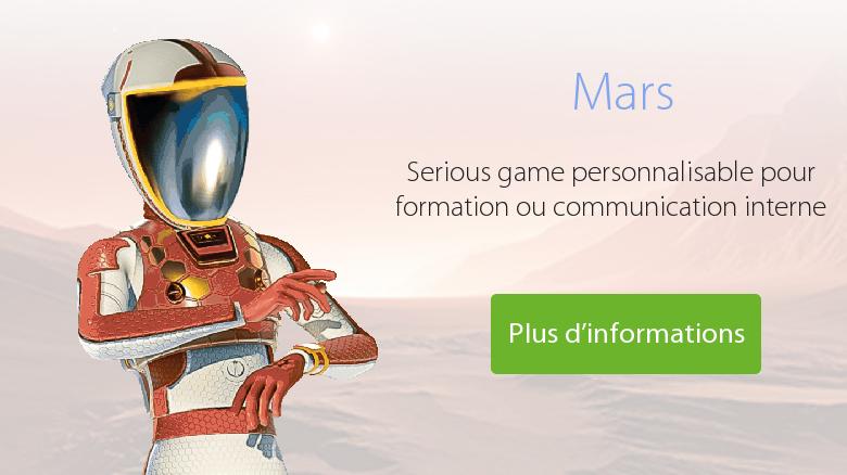 Mars jeu sérieux