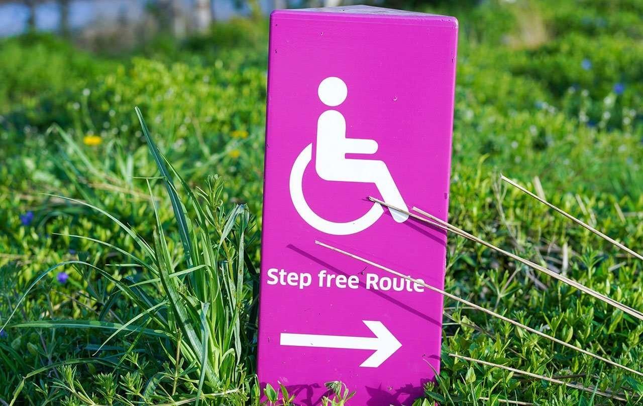 Signal de handicapés