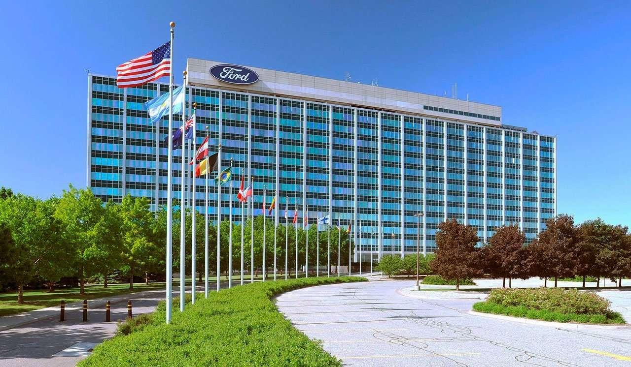 Oficinas centrales de Ford