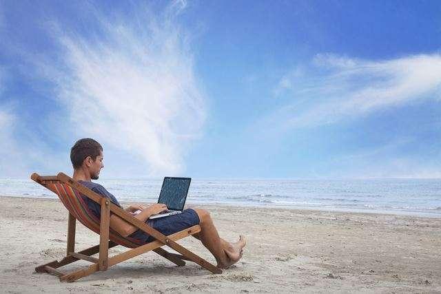 Cómo ser productivo y disfrutar de tus vacaciones al mismo tiempo