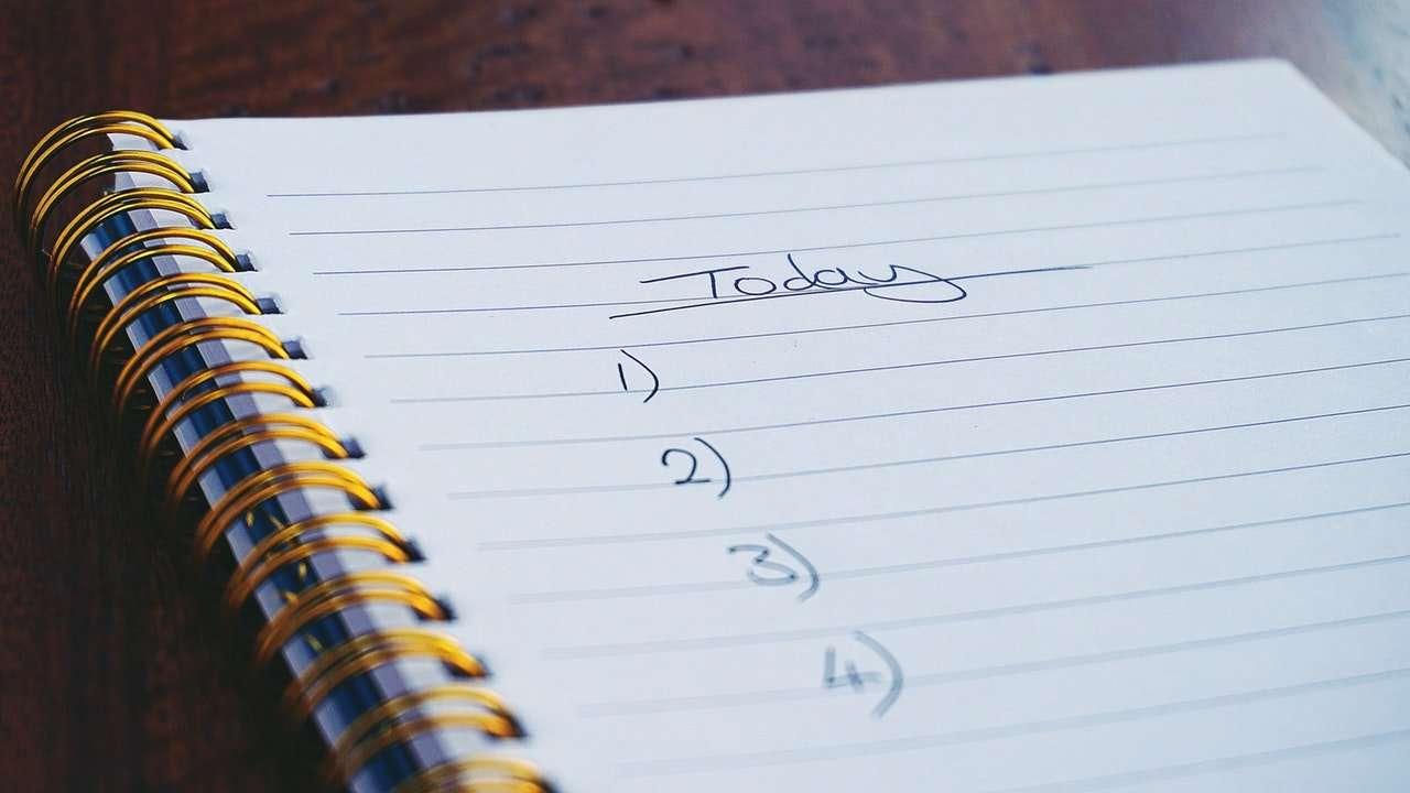 Team management checklist for remote working