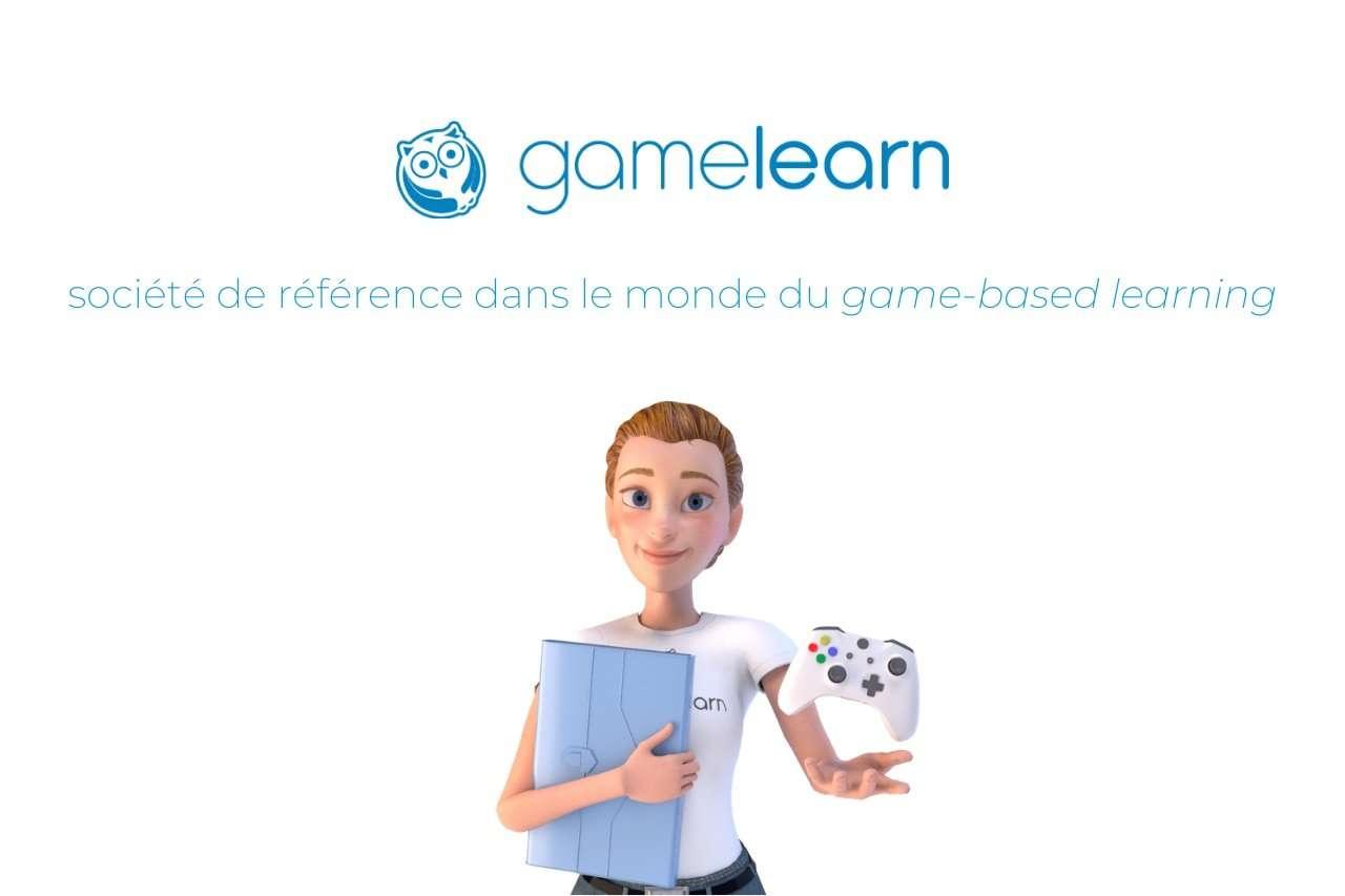 Pourquoi Gamelearn est-elle une société de référence dans le monde du <i>game-based learning</i>?
