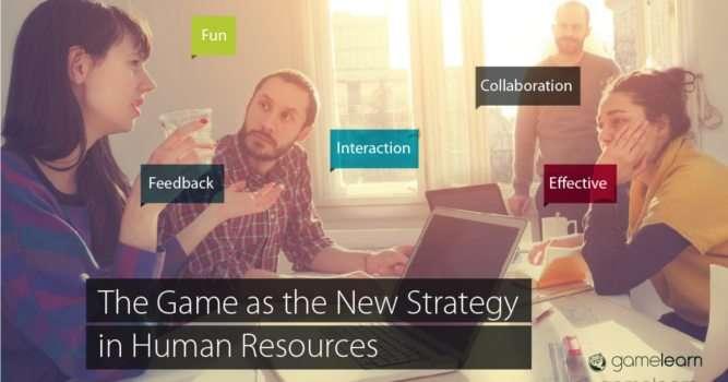 The Game as the New Strategy in Human Resources