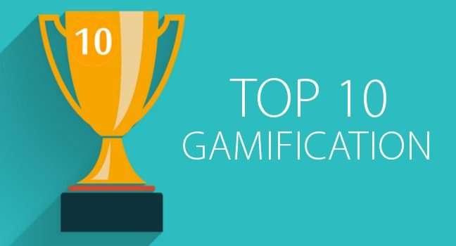 Die Top-10-Liste der Gamifikationsbeispiele